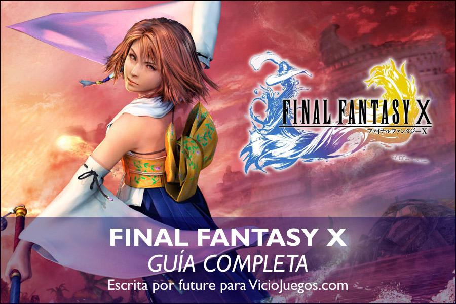 Guia Final Fantasy X 100%