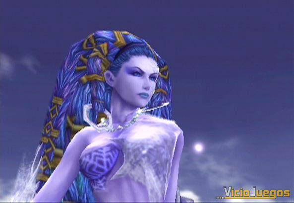 Final Fantasy - Shiva Wallpapers 8