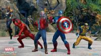 Marvel Heroes Omega - Licra y tollinas