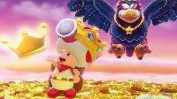 Captain Toad: Treasure Tracker - Parte Especial