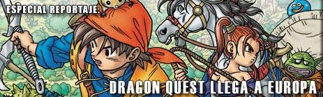 Especial: Dragon Quest llega a Europa