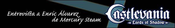 Entrevista Enric Álvarez de Mercury Steam