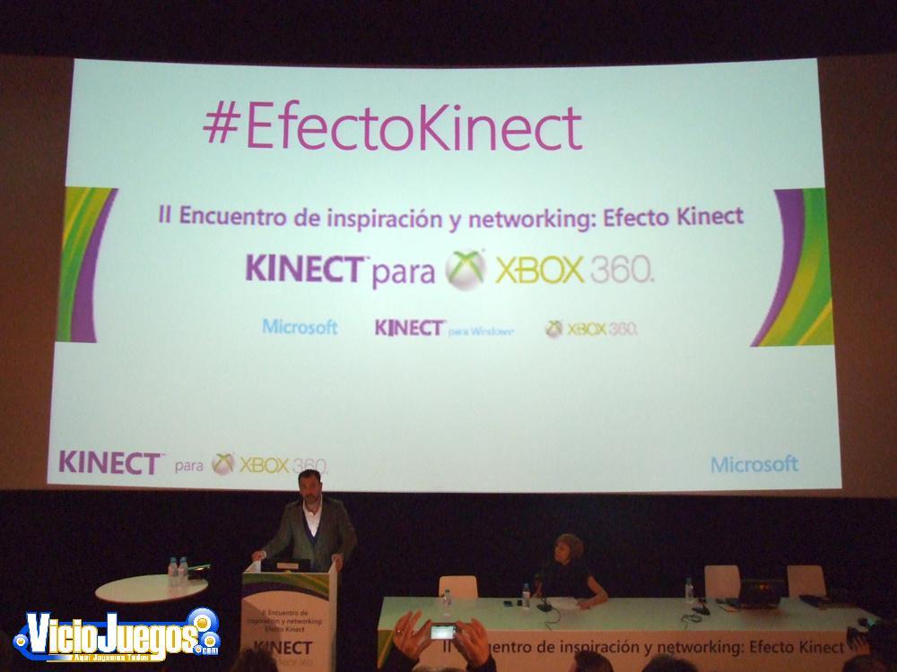 II Encuentro de inspiración con Microsoft y kinect