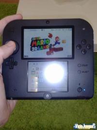 Primeras impresiones con Nintendo 2DS