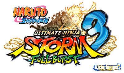 Full Burst, el DLC de Naruto SUN 3