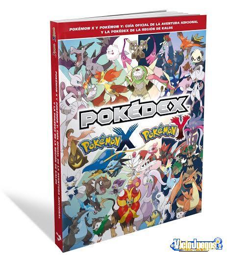Analizamos la 2ª guía de Pokémon X/Y