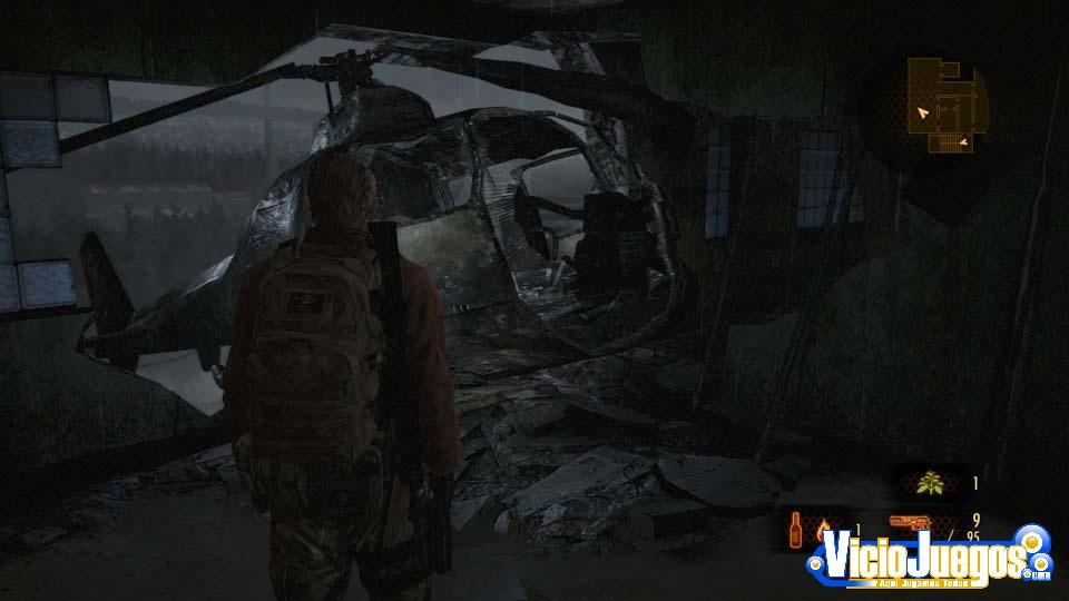 Resident Evil Revelations 2: Capítulo 2