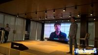 Conversación con Thomas Mahler vía Skype