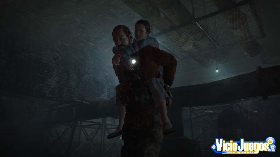 Resident Evil Revelations 2: Capítulo 3