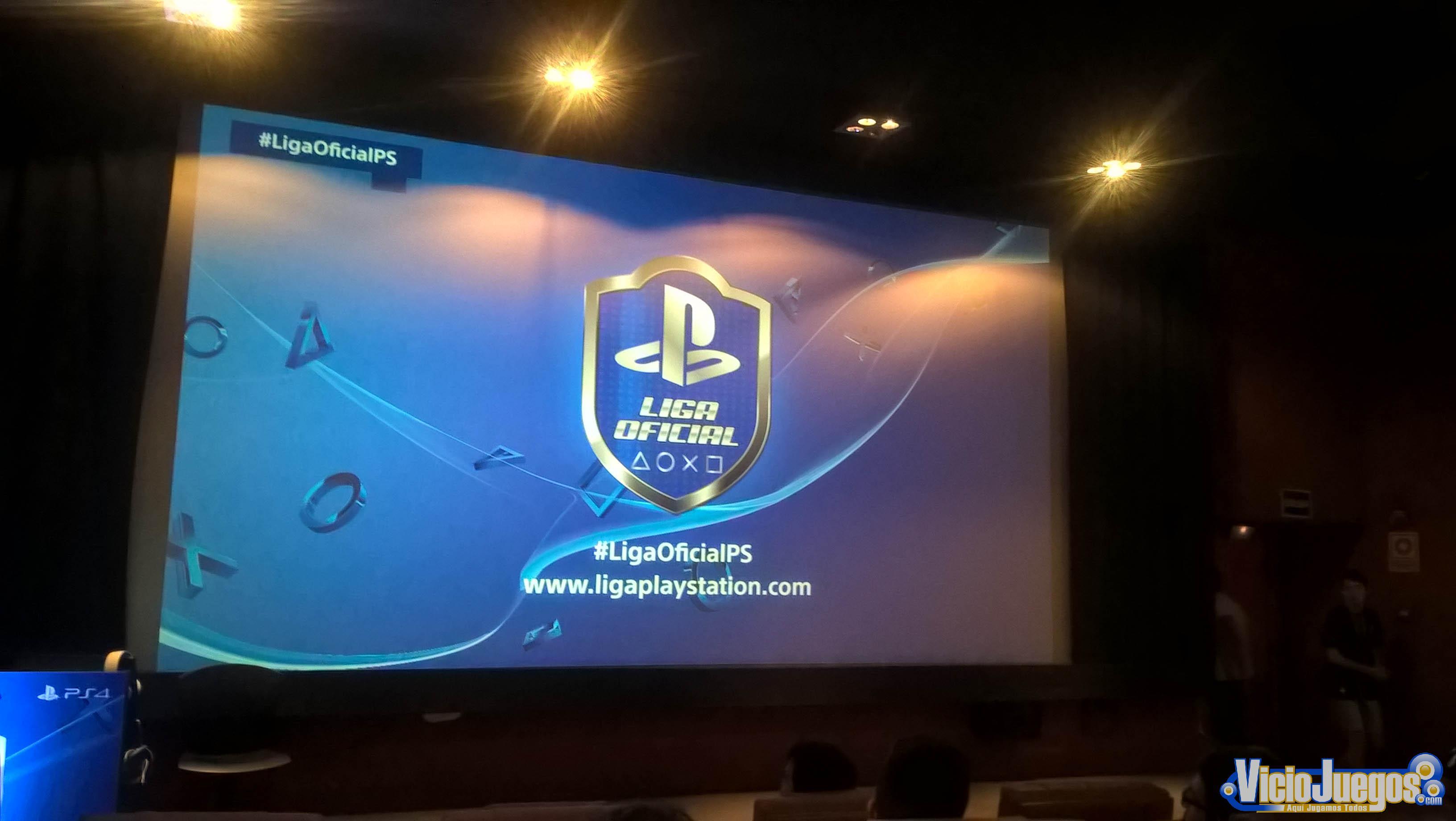 Temporada 5 de la Liga Oficial PlayStation