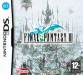 Carátula de Final Fantasy III