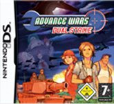 Car�tula de Advance Wars: Dual Strike
