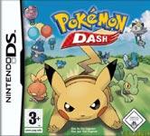 Carátula de Pokémon Dash para Nintendo DS