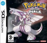 Carátula de Pokémon: Edición Perla para Nintendo DS