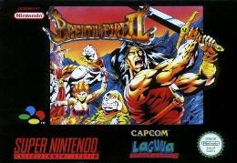 Carátula de Breath of Fire II para Super Nintendo