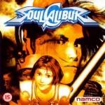Carátula de Soul Calibur para Dreamcast