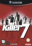 Carátula de killer7 para GameCube