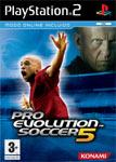 Carátula de Pro Evolution Soccer 5 para PlayStation 2
