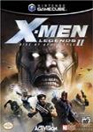 Carátula de X-Men Legends II: El Ascenso de Apocalipsis para GameCube