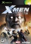 Carátula de X-Men Legends II: El Ascenso de Apocalipsis para Xbox
