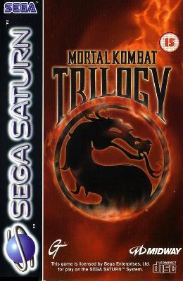 Carátula de Mortal Kombat Trilogy