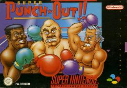 Carátula de Super Punch-Out!! para Super Nintendo