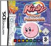 Carátula de Kirby y el Pincel del Poder