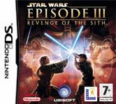 Carátula de Star Wars Episodio III: La Venganza de los Sith para Nintendo DS