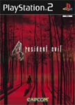 Carátula de Resident Evil 4 para PlayStation 2