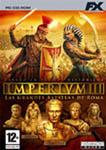 Carátula de Imperivm III: Las Grandes Batallas de Roma para PC