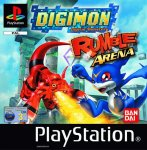 Carátula de Digimon Rumble Arena