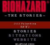 Carátula de Biohazard: The Stories para Móviles