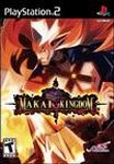 Carátula o portada EEUU del juego Makai Kingdom: Chronicles of the Sacred Tome para PlayStation 2