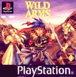 Carátula de Wild Arms