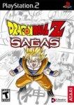 Car�tula de Dragon Ball Z: Sagas para PlayStation 2