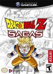 Carátula de Dragon Ball Z: Sagas para GameCube