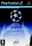 Car�tula de UEFA Championship League 2004 - 2005 para PlayStation 2