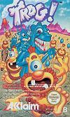 Carátula de Trog! para NES