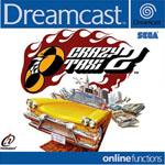 Carátula de Crazy Taxi 2 para Dreamcast