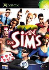 Carátula de Los Sims para Xbox Classic