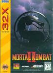 Carátula de Mortal Kombat II