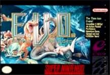 Carátula de EVO: The Search for Eden