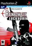 Car�tula de Tom Clancy's Rainbow Six: Lockdown para PlayStation 2