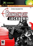 Car�tula de Tom Clancy's Rainbow Six: Lockdown para Xbox