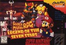 Carátula de Super Mario RPG: Legend of the Seven Stars para Super Nintendo