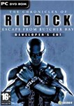 Carátula de Las crónicas de Riddick: Fuga de Butcher Bay