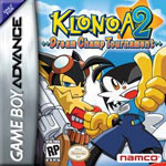 Carátula de Klonoa 2: Dream Champ Tournament