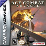 Carátula de Ace Combat Advance