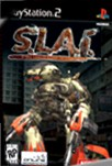 Carátula o portada No oficial (Montaje) del juego SLAI: Phantom Crash para PlayStation 2