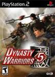Carátula o portada EEUU del juego Dynasty Warriors 5 para PlayStation 2